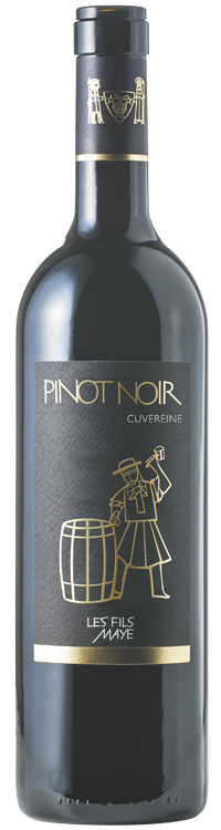 PINOT NOIR CUVEREINE (barrique)