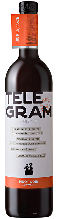 TELEGRAM PINOT NOIR